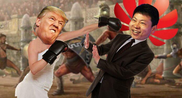Huawei против Дональда Трампа и США