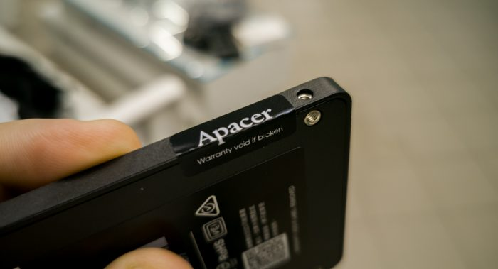 Apacer AS340 120GB