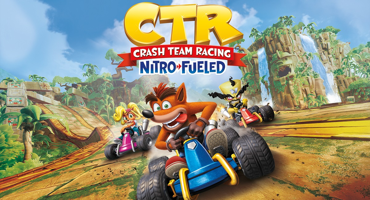 Обзор Crash Team Racing Nitro-Fueled