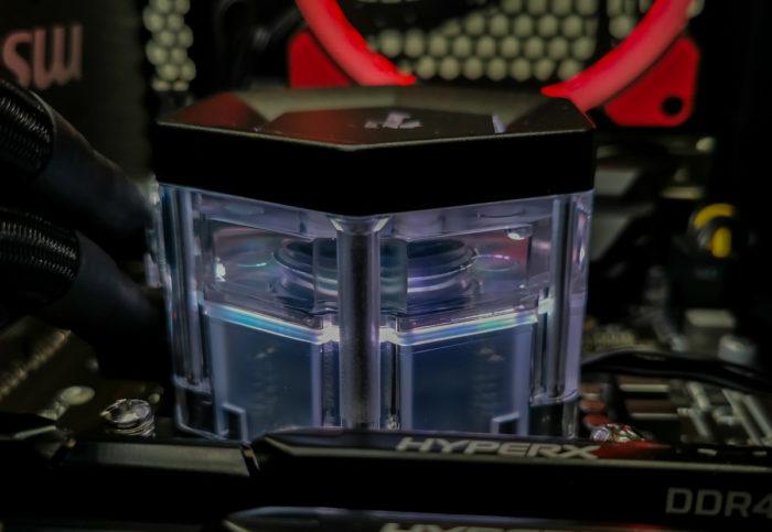Обзор предсобранного компьютера QBOX I9600