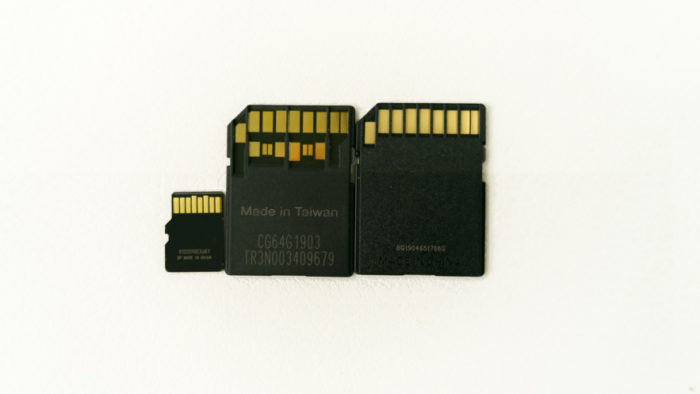 SanDisk SD MicroSD