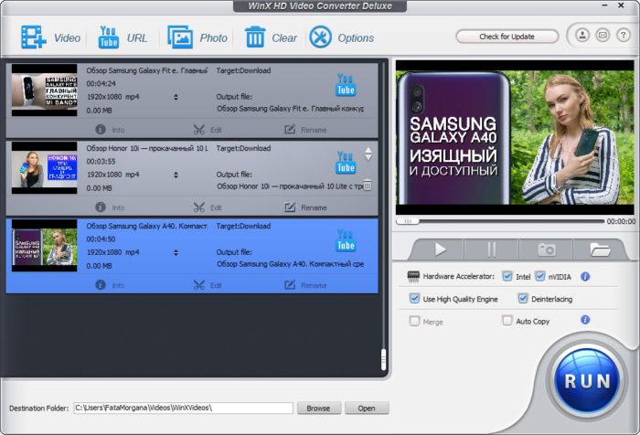 Обзор WinX HD Video Converter Deluxe. Скачиваем, сжимаем, конвертируем видео просто + раздача призов
