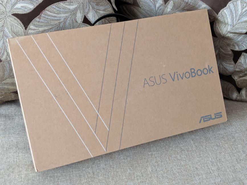 Обзор ноутбука ASUS VivoBook 15 (X512UF)