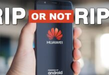 Huawei RIP