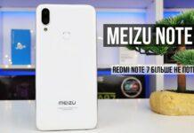 Відео: Огляд Meizu Note 9