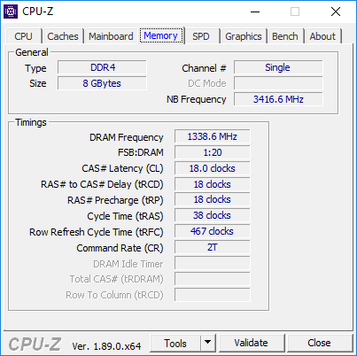 Apacer NOX SO-DIMM 8GB