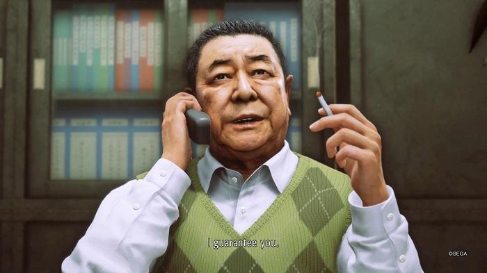 Обзор Judgment – Детектив-нуар по-японски