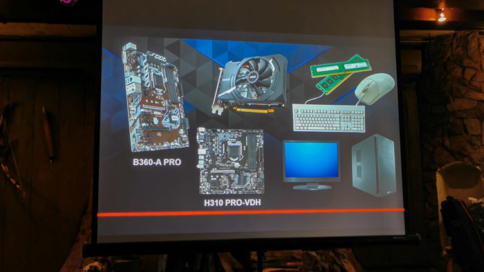 MSI 360 Presentation