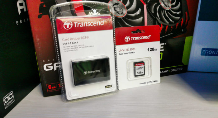 Transcend RDF-9