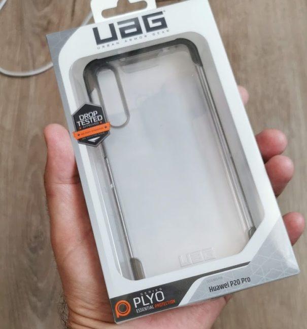 UAG Plyo Series