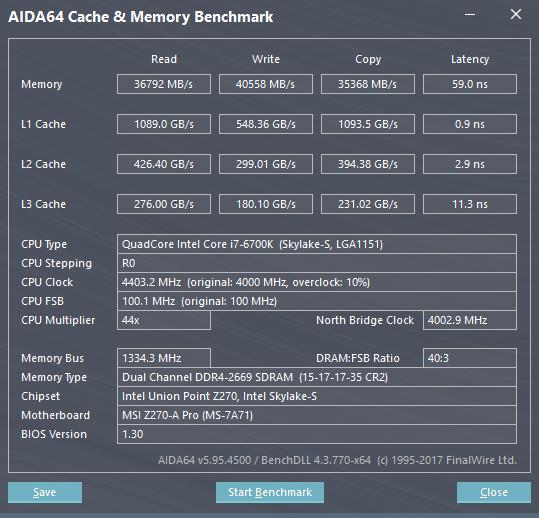 Apacer DDR4 x2