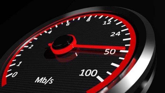 Скорость загрузки и скачивания