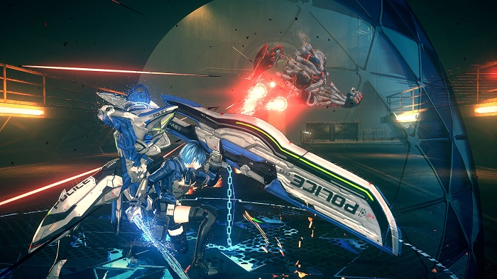 Обзор Astral Chain – PlatinumGames на пике формы