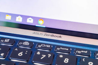 ASUS ZenBook 14 UX433FN review – the smallest 14-inch laptop?