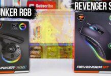Огляд Cougar Revenger ST та Cougar Bunker RGB