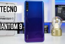 Огляд Tecno Phantom 9