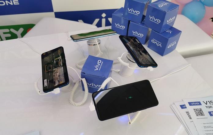 Старт продаж смартфонов Vivo в Украине