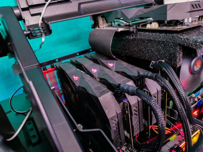Мини-обзор четырёх ASUS ROG RX 470 и мега-мысли о Crossfire и SLI