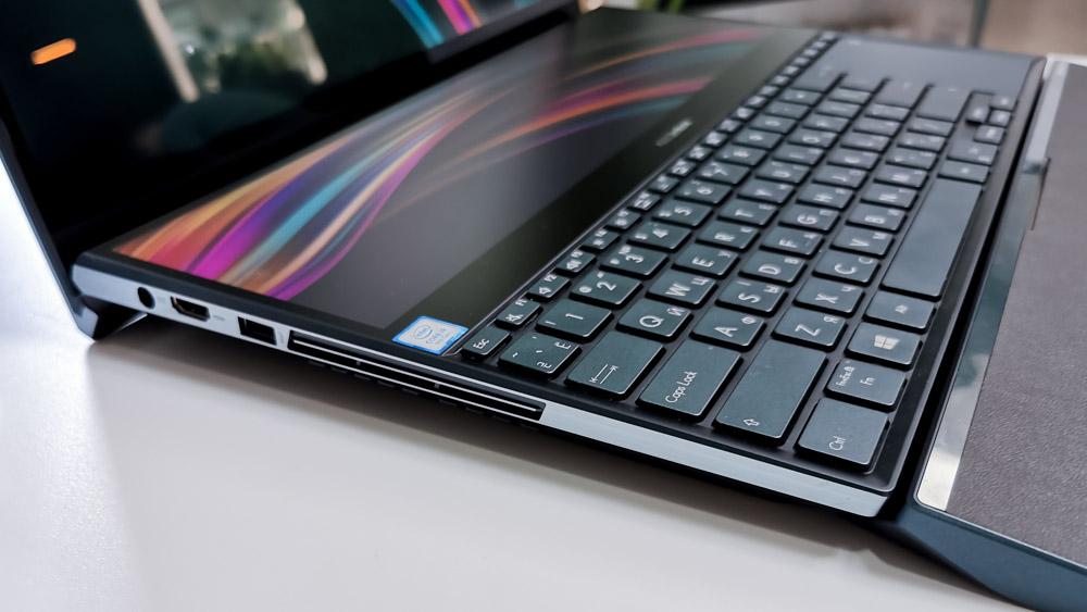 SUS ZenBook Pro Duo