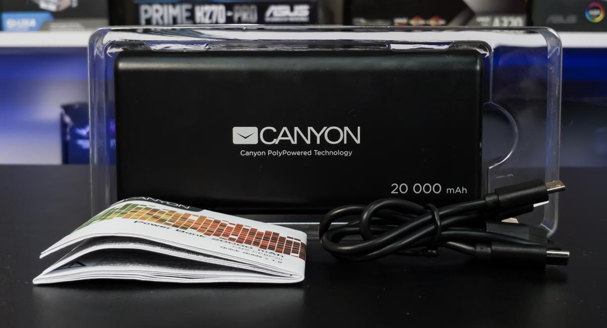 Canyon CNS-CPBP20