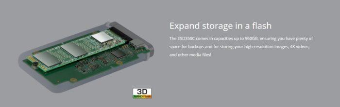 Transcend ESD350S