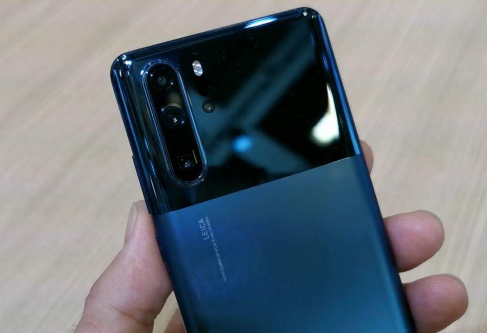 Huawei P30 Pro Mystic Blue