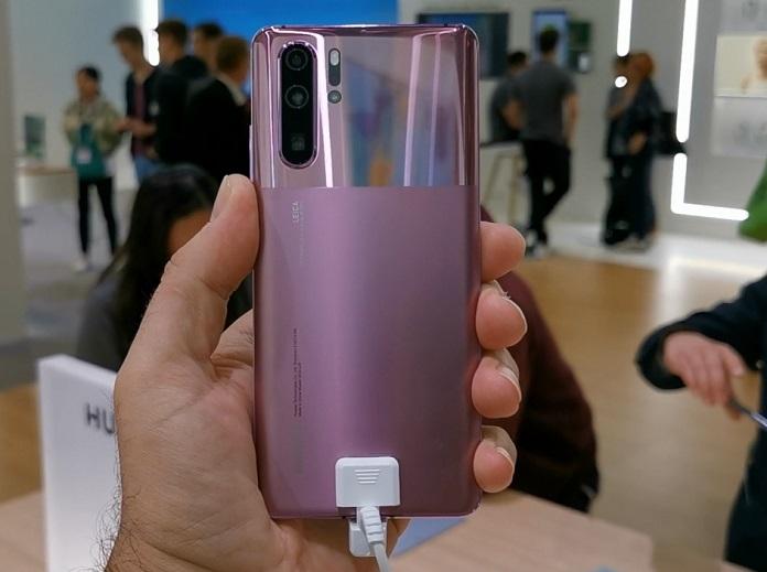 Huawei P30 Pro Misty Lavander