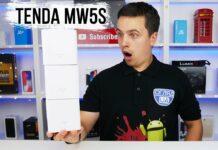 Tenda Nova MW5s