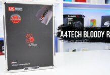Огляд бездротової ігрової миші A4Tech Bloody R30