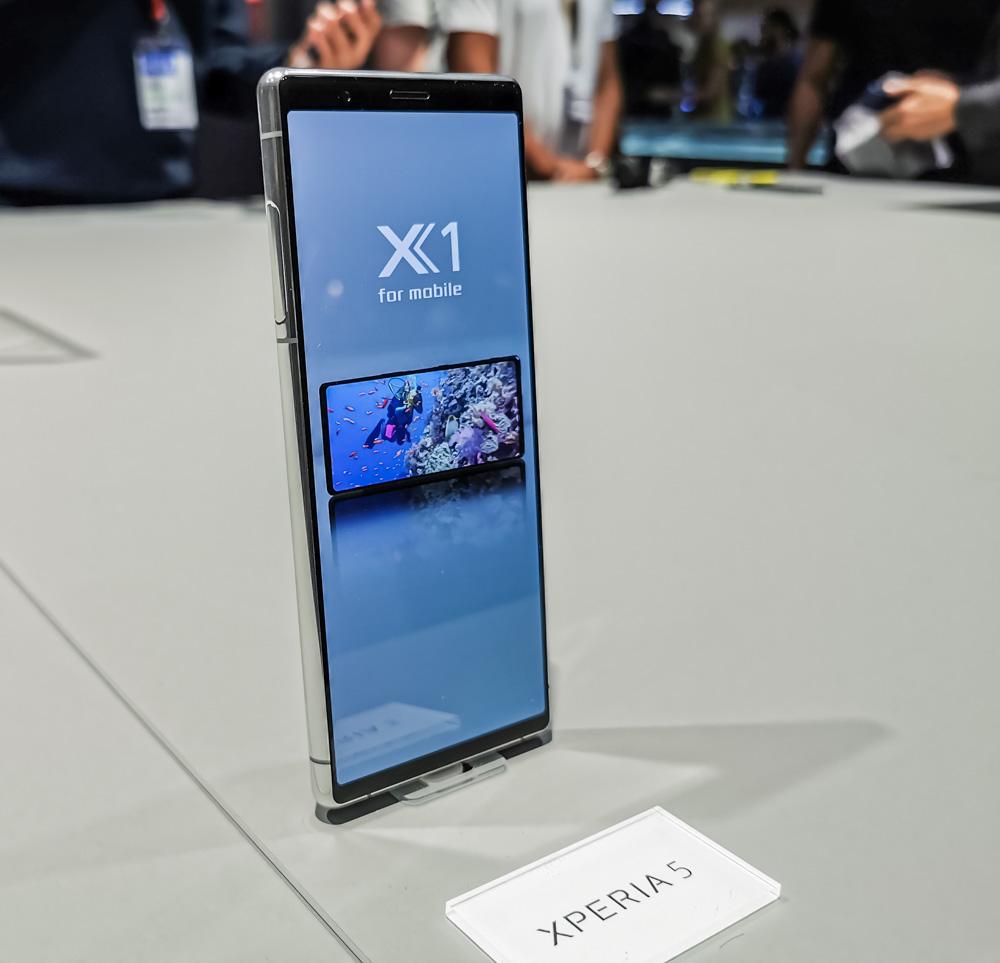 IFA 2019: Sony Xperia 5