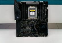 ASUS ROG X399 Zenith Extreme
