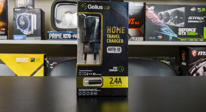 Gelius Pro Edition Auto ID Lightning