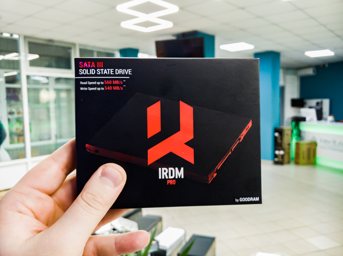 Goodram IRDM PRO 960GB