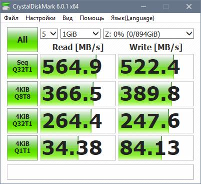 Goodram Iridium PRO 960GBGoodram Iridium PRO 960GB
