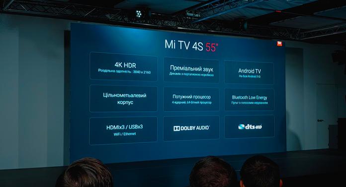 Mi TV 4S и Mi TV 4A