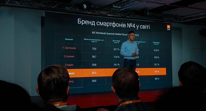Xiaomi Presentation Kyiv