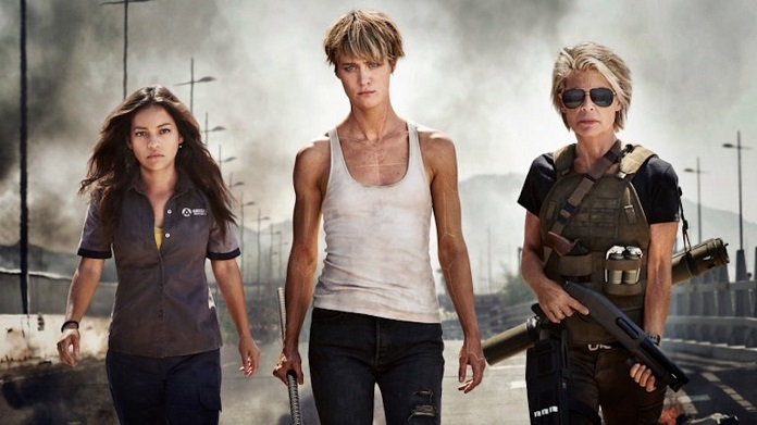 Terminator: Dark Fate (Терминатор: Фатум)