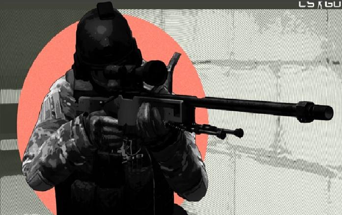 Как играть за снайпера в CS:GO