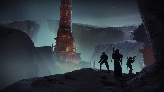 Destiny 2: Обитель Теней