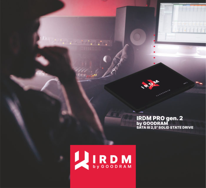 SSD IRDM PRO gen. 2