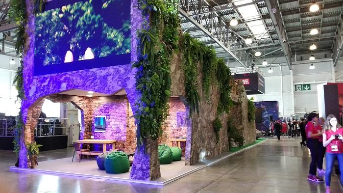 Репортаж с выставки «ИгроМир 2019» и Comic Con Russia в Москве – Киберпанки, фальшивые супермаркеты и магазин Хидэо Кодзимы
