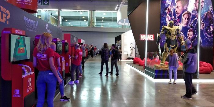 Репортаж с выставки «ИгроМир 2019» и Comic Con Russia в Москве