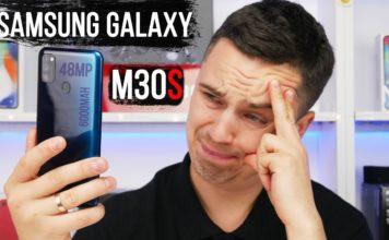 Відео: Огляд Samsung Galaxy M30s