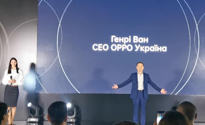 Репортаж: OPPO выходит на рынок Украины