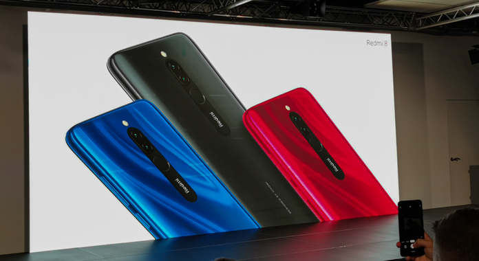 Репортаж с презентации Redmi Note 8 Pro, Redmi 8, Mi TV 4S и Mi TV 4A