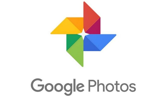 Enabling image backup in Google Photos