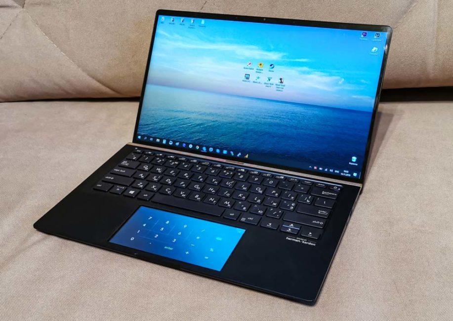 Опыт эксплуатации ASUS ZenBook 14 UX434F - почти идеальный ультрабук?