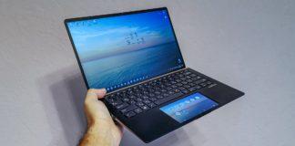 Опыт эксплуатации ASUS ZenBook 14 UX434F