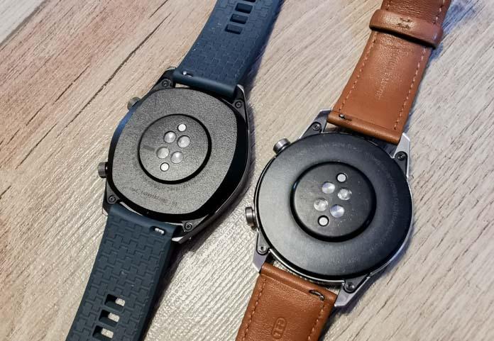 Huawei Watch GT и Huawei Watch GT 2 (46 мм)