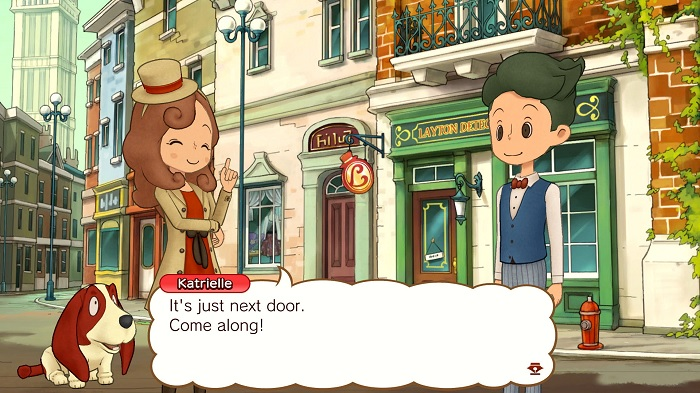 Layton's Mystery Journey: Katrielle and the Millionaires' Conspiracy (Deluxe Edition)
